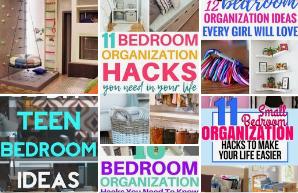 Organizing Bedrooms