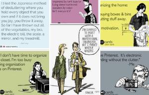 Organizing Humor