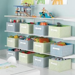 Container Store: Elfa Playroom