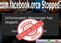 fix now pname com facebook orca problem