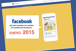 Política de Facebook 2015