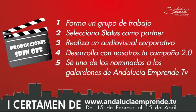 Concurso Spin off Andalucía Emprende