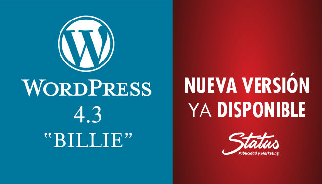 Ventajas WordPress 4.3