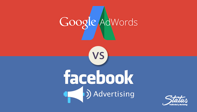 Diferencias entre Google AdWords y Facebook Ads