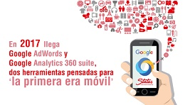 Google AdWords y Google Analytics 360 suite