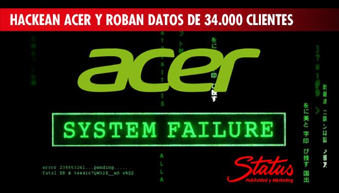 Hackean Acer