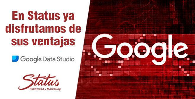 Google Studio Data