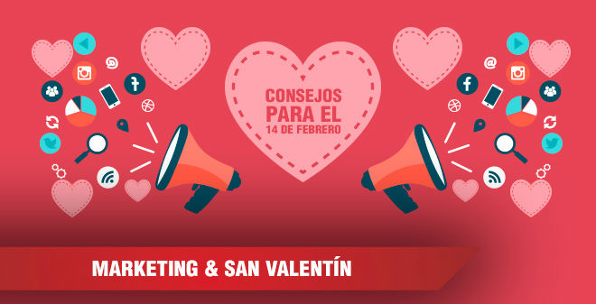 Marketing y San Valentín