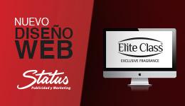 Diseño web elite class