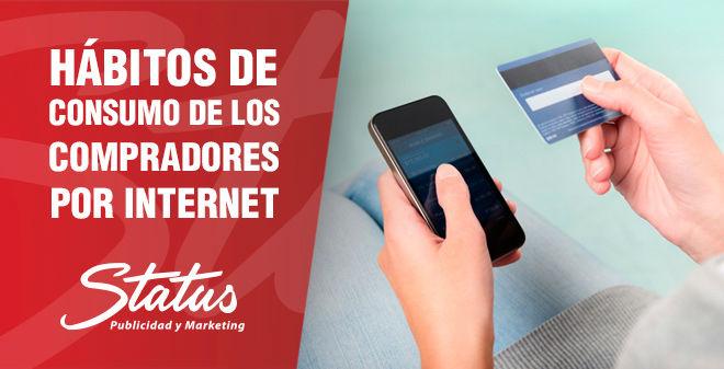 Hábitos compradores Internet