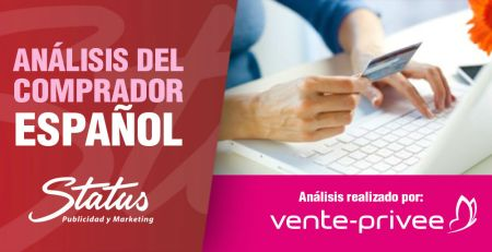 Análisis del comprardor online español