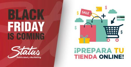 Cómo preparar la tienda online para el black friday