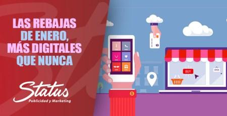 Los españoles prefieren rebajas digitales