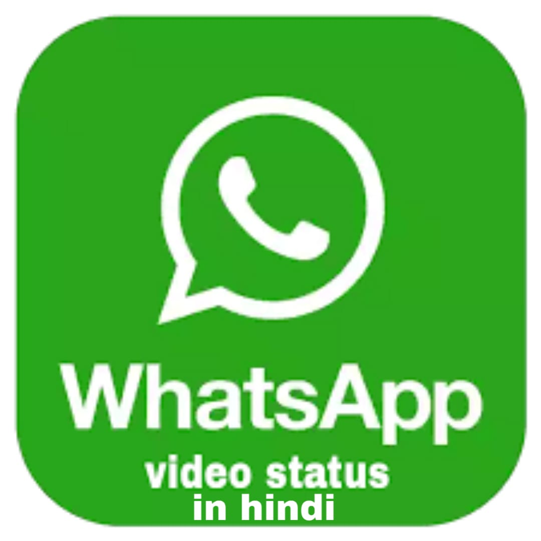 Whatsapp status in Hindi logo