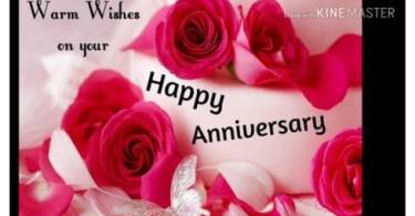 Happy Marriage Anniversary Wishes Special Whatsapp Status Video