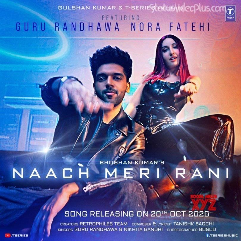 Naach Meri Rani Song Guru Randhawa