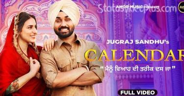 calendar-song-jugraj-sandhu-download