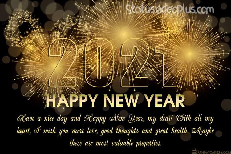 Happy New Year 2021 Download