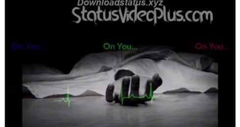 I Am Waiting For Death Die - English Sad WhatsApp Status Video - Download Whatsapp Status