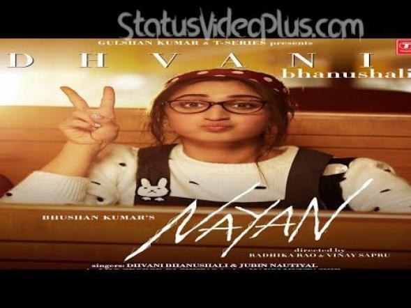 Nayan Song Dhvani Bhanushali Jubin Nautiyal Download