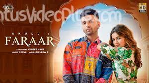Faraar Song Akull Avneet Kaur Download WhatsApp Status Video