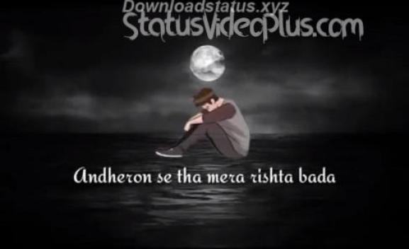 Mujhe Teri Zaroorat Hai - Sad Status Video - Download Whatsapp Status
