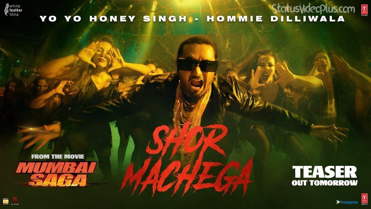 Shor Machega Song Mumbai Saga Download WhatsApp Status Video