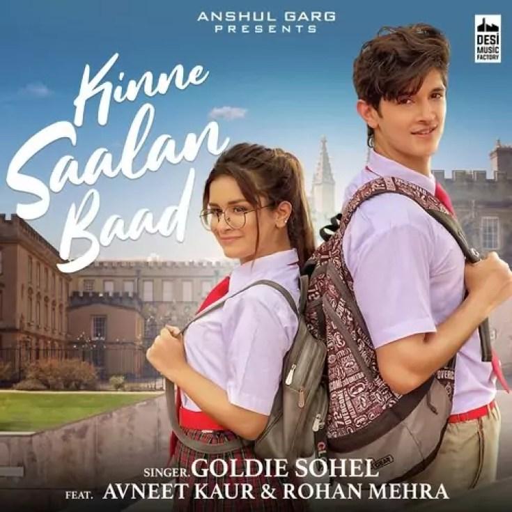 Kinne Saalan Baad Song Goldie Sohel Download