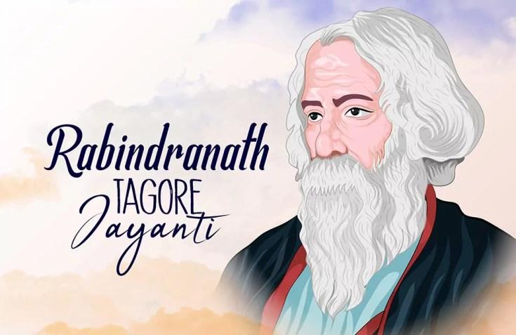 Happy Rabindranath Tagore Jayanti Download