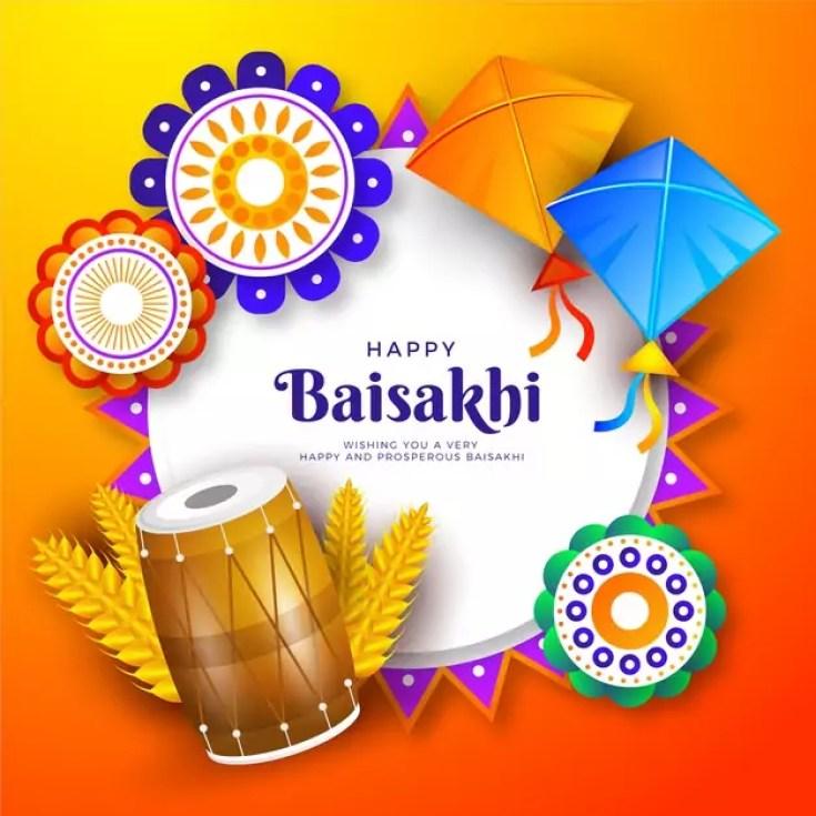 Happy Baisakhi Whatsapp Status Video