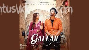 Gallan Song Davinder Dhillon Download Whatsapp Status Video