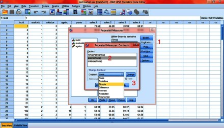How to conduct Repeated Measures MANCOVA in SPSS | StatWorkz