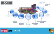 OpenBIM AWARDS 2016
