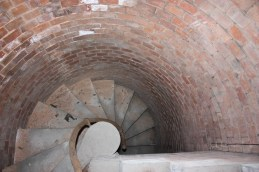 Staircase to the Organ loft