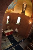 Apse and High Altar from the organ loft