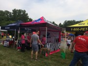 Animal shelters represented at Picnic with the Pups
