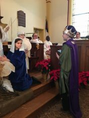 Children's Christmas Pageant January 1, 2017