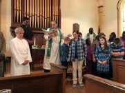 Blessing of Children's Ministry
