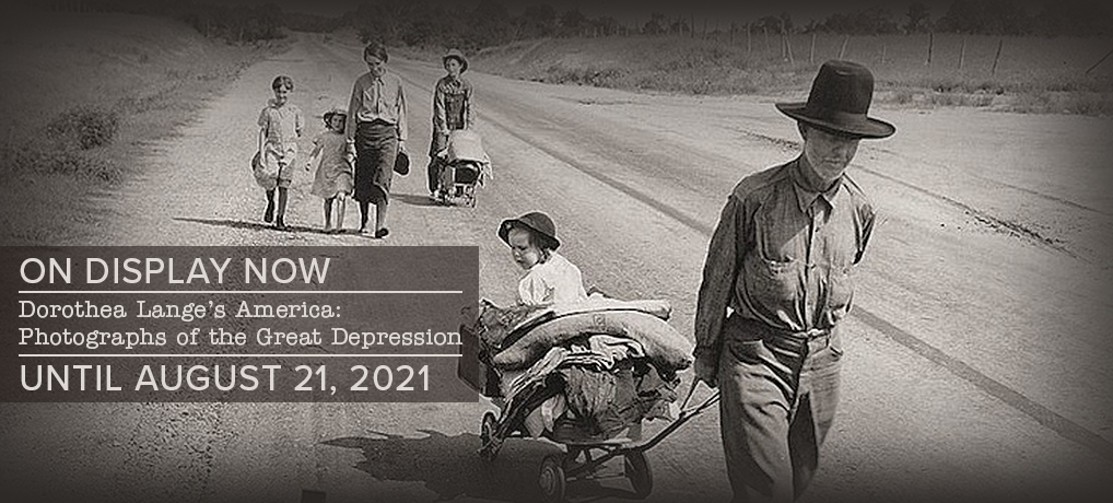 Dorothea Lange's America: Photographs of the Great Depression on Display Now