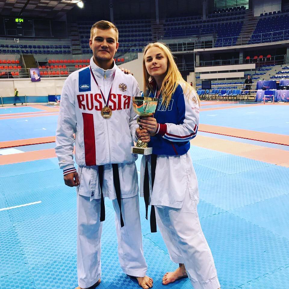 Стас Кирьянов и Магдалина Черниенко