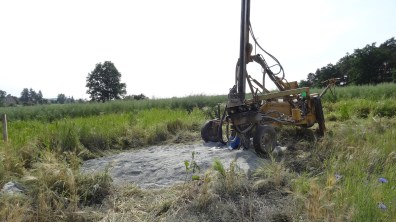 Vrtání studny