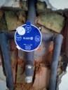Zapojený podomítkový termostatický modul