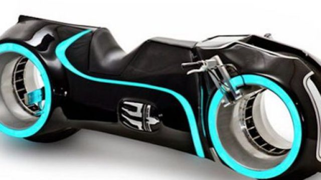 Tron Legacy Blue-Green