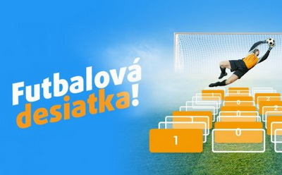 futbalová desiatka Tipsport