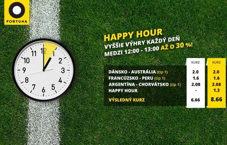 Happy Hours Fortuna