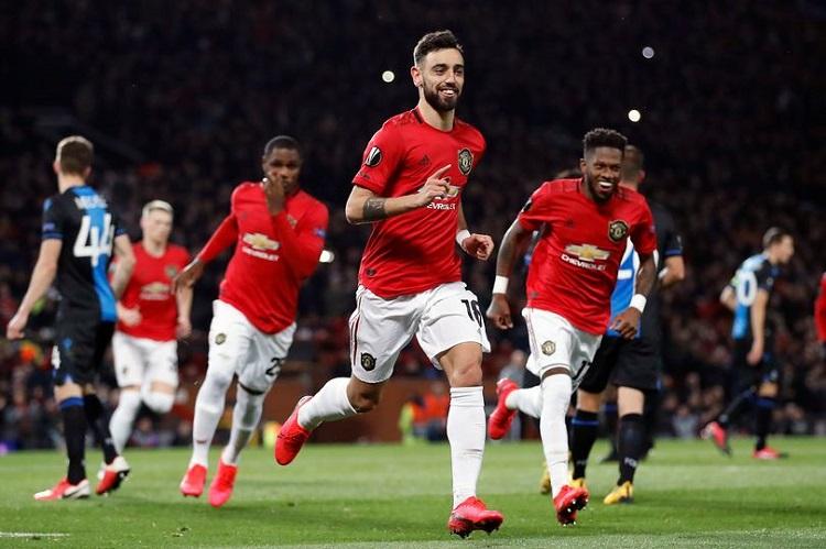 Manchester United hráči