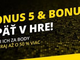 Bonus 5 Bonus 8 Fortuna