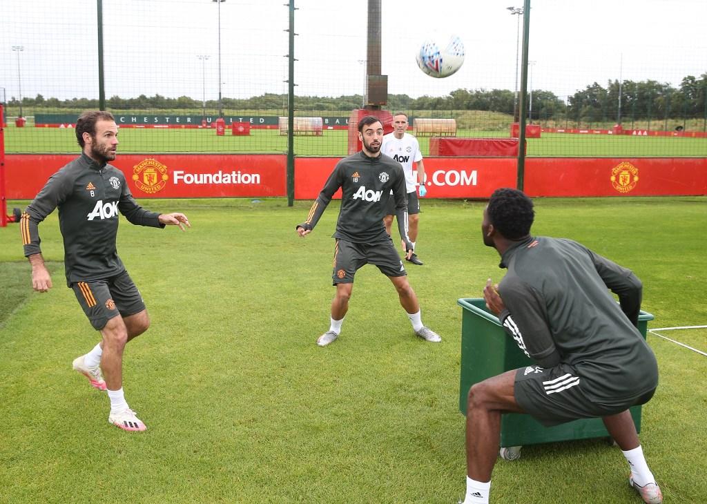 facebook Manchester United