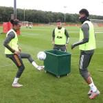 tréning United