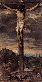 Crucifixion - Titian 1555